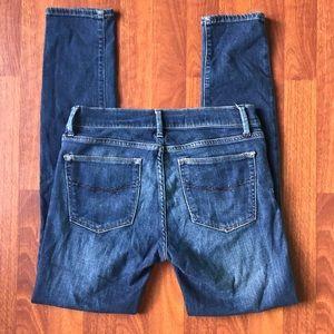 Gap 1969 Mid Rise legging Jeans size 28/6